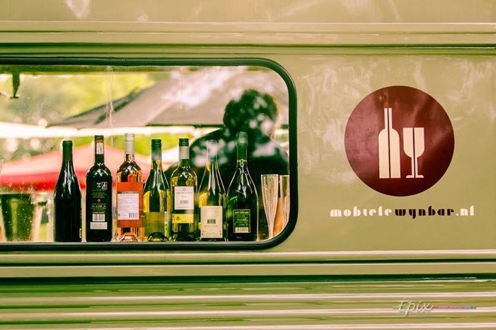 Mobiele Wijnbar